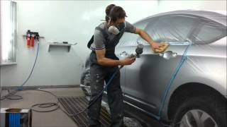 Замена цепи грм Toyota Auris
